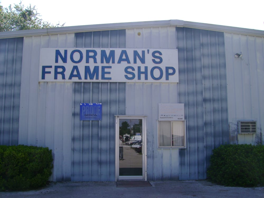Norman\'s Auto Frame Shop - Body Shops - 3020 N Main St, Gainesville ...