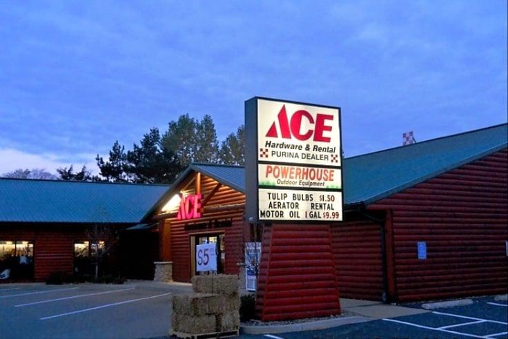 Lee's Ace Hardware: 213 E Cedar St, Saint Joseph, MN