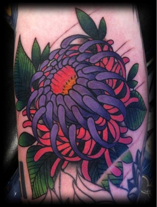 Mum by kenny brown yelp for Tattoo fredericksburg va