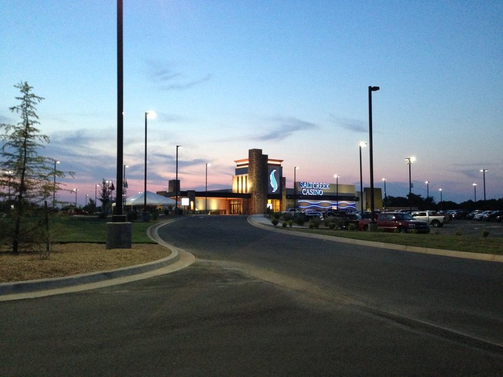 SaltCreek Casino: 1600 US-81, Pocasset, OK