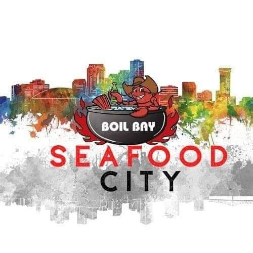 Food from Boil Bay Seafood City