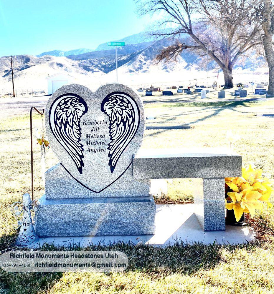 Richfield Monuments Headstones Utah: 197 N Main St, Richfield, UT
