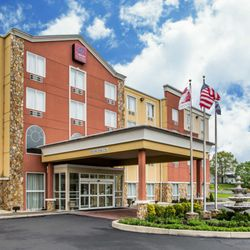 Photo Of Comfort Suites Near Gettysburg Battlefield Visitor Center Pa United States