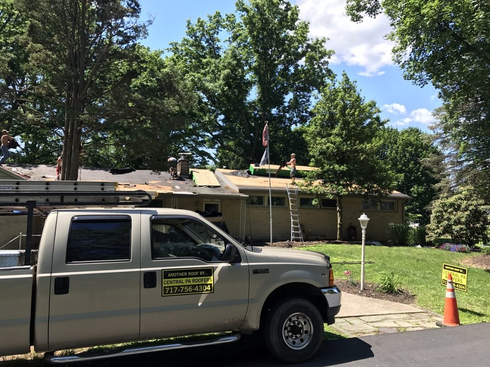 Central PA Roofers: Camp Hill, PA