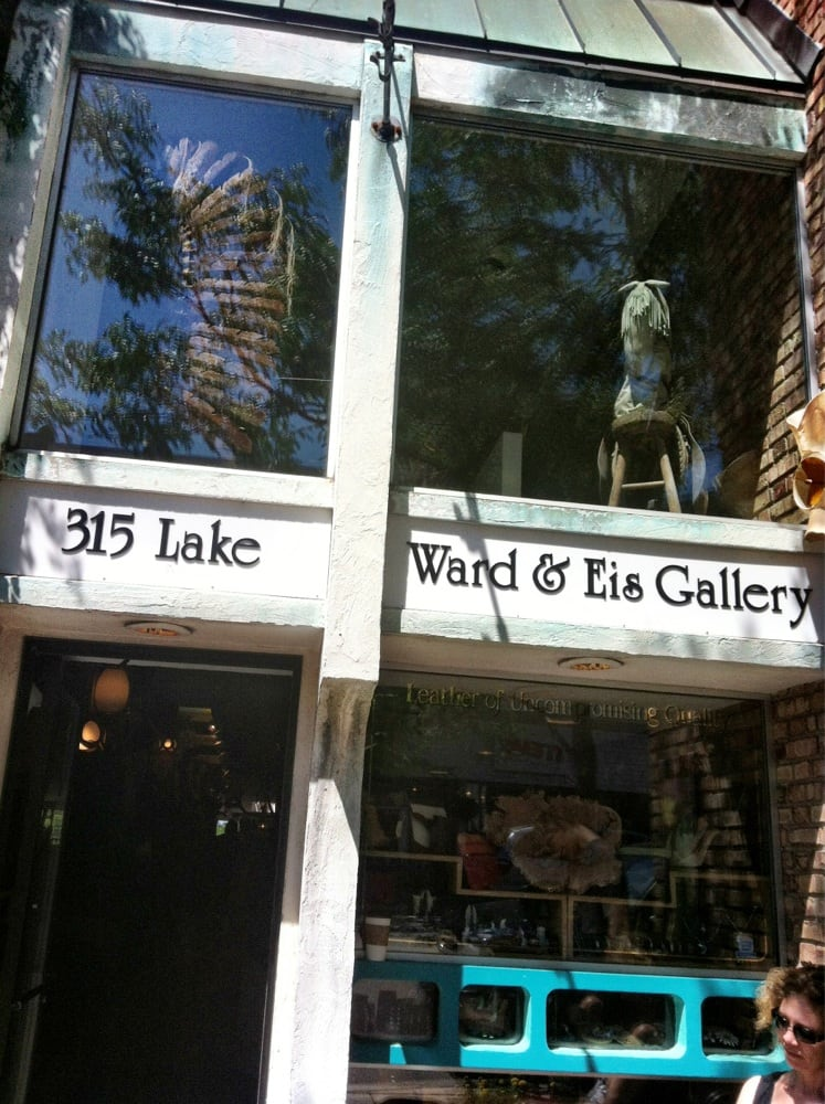 Ward & Eis Gallery: 315 E Lake St, Petoskey, MI