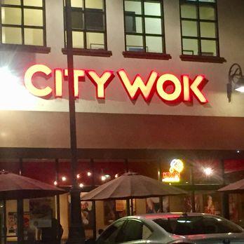City Wok Chinese Food Studio City