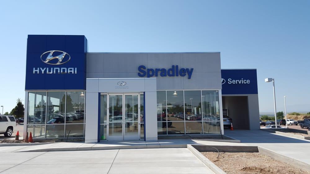 Spradley Chevrolet Hyundai Car Dealers 2146 Highway 50 W