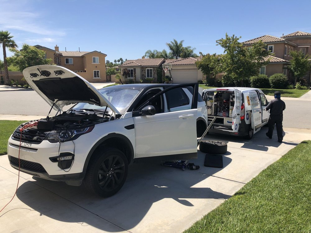 Towing business in Valle Vista, CA