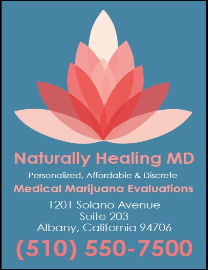 Naturally Healing MD: 1201 Solano Ave, Berkeley, CA