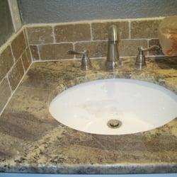 Photo Of Galaxie Granite   Georgetown, TX, United States. Master Bath