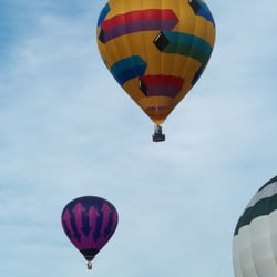 Hudson Elks Annual Balloon Festival