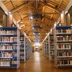 Risultati immagini per biblioteca chiesarossa
