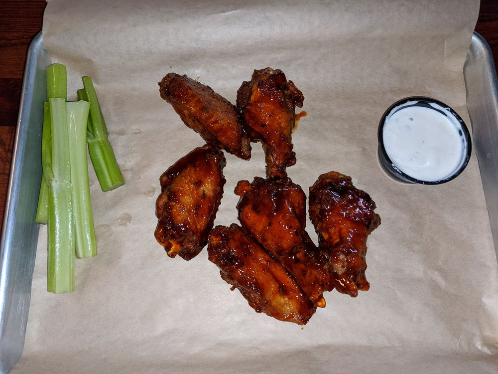 Crescent City Bourbon & BBQ: 19 Salem Ave SE, Roanoke, VA