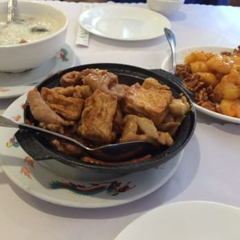 Photo Of Kirin Chinese Restaurant Mountain View Ca United States Congee With
