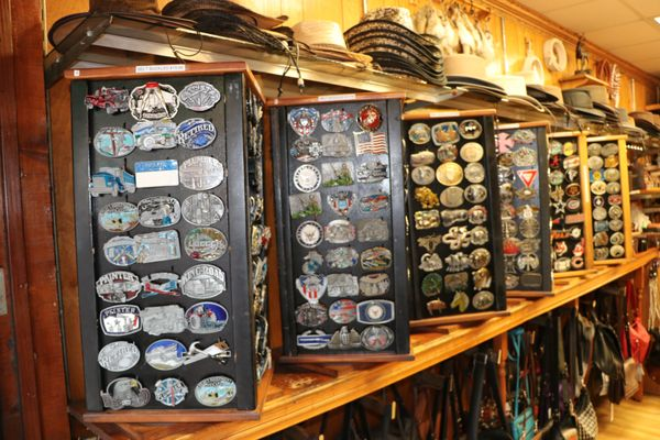 The Belt Rack 715 Parkway Gatlinburg, TN Leather Goods - MapQuest