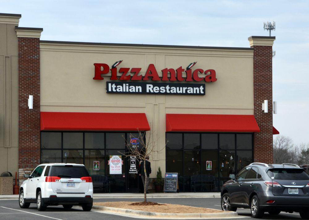 Pizzantica: 780C Leonard Ave, Albemarle, NC