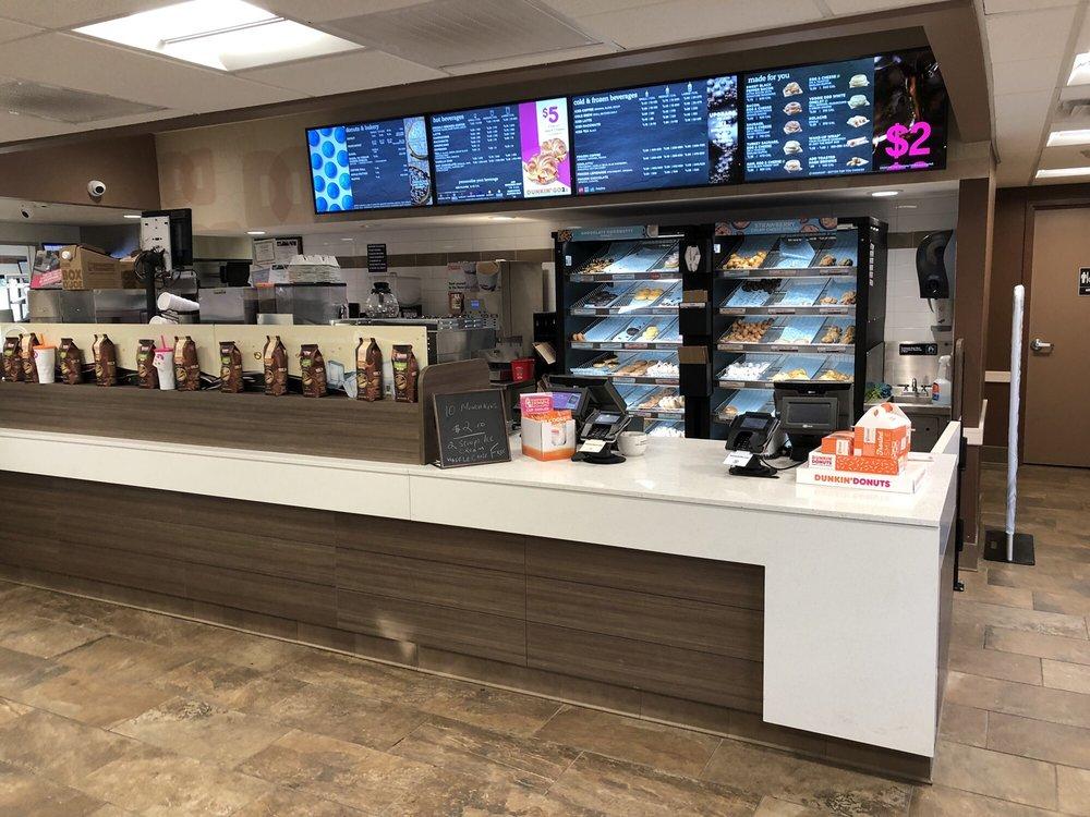Dunkin' Donuts/Baskin Robbins: 580 N Main St, Vidor, TX