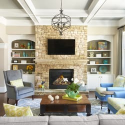 Photo Of Rooms Revamped Interior Design   Atlanta, GA, United States.  Coastal Colors