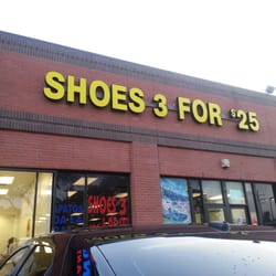 Shoes 3 For 25 Closed Shoe Stores 11413 11439 Veterans