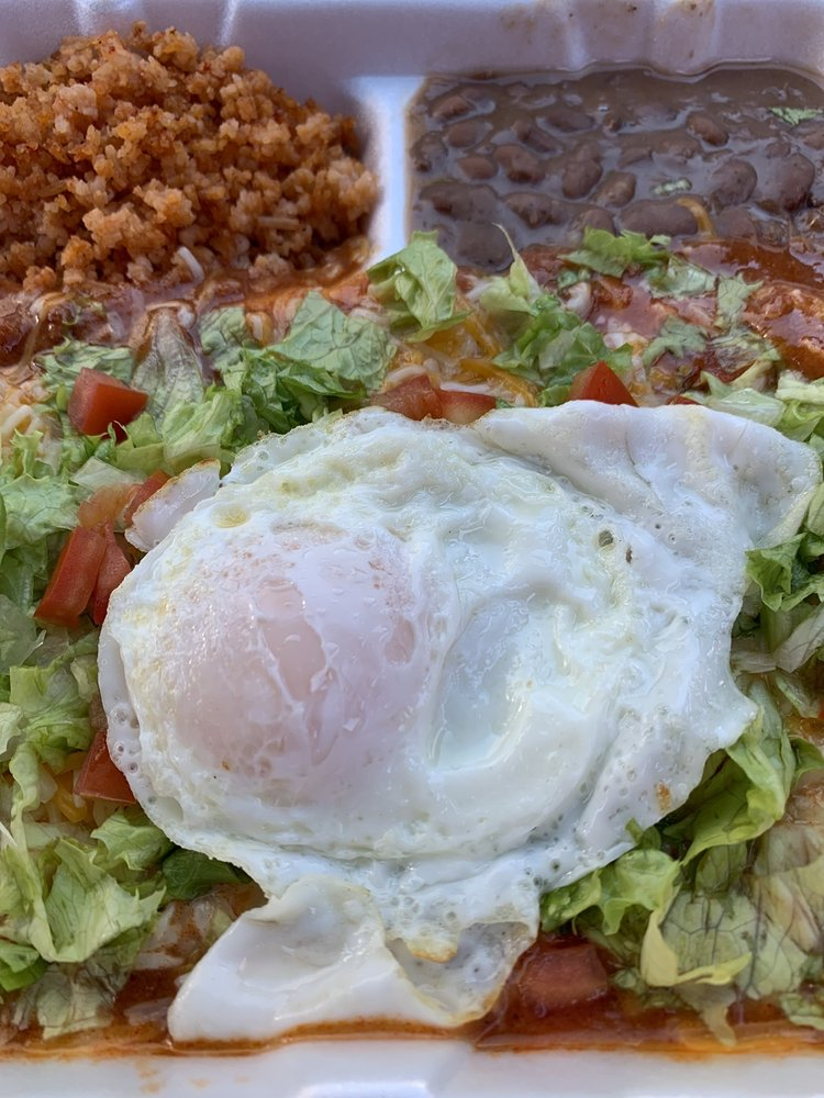 Orlie's Mexican American Grill: 291 Broadway Ave, Alamosa, CO