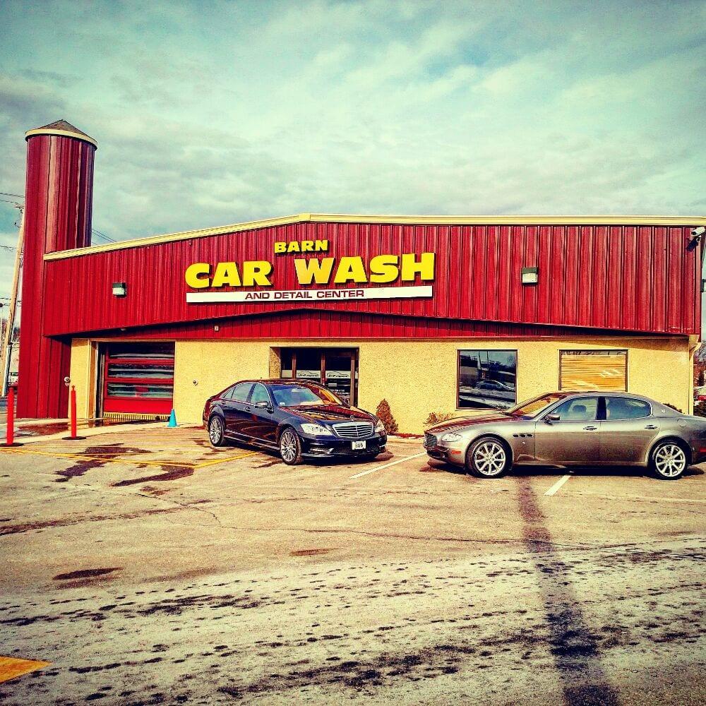 Car Wash Barn >> Photos For Barn Car Wash Yelp