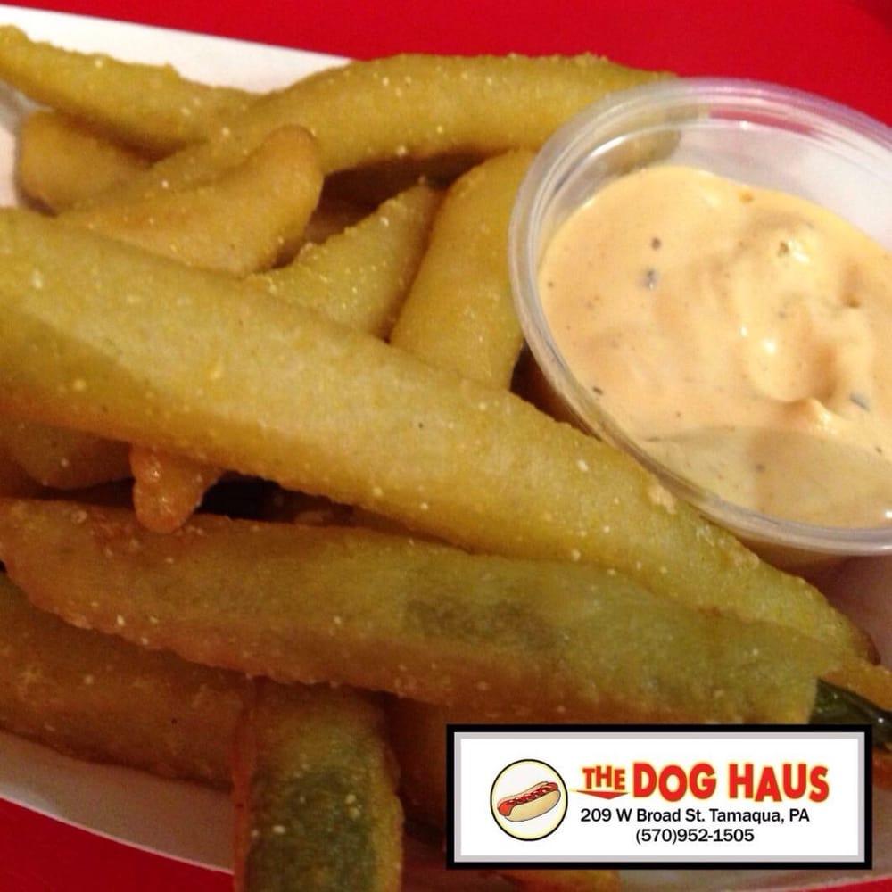 The Dog Haus Burgers 209 W Broad St Tamaqua Pa Restaurant Reviews Yelp