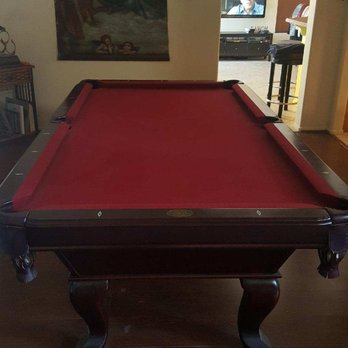 Good Photo Of Expert Pool Table Moving U0026 Recovering   Temecula, CA, United States