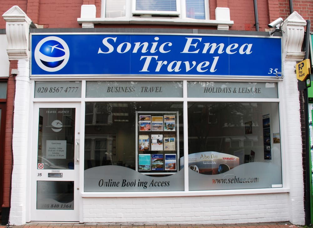 Sonic Emea Business Travel & Events | 35 Greenford Avenue, 35 Greenford Avenue, London W7 1LP | +44 20 8567 4777
