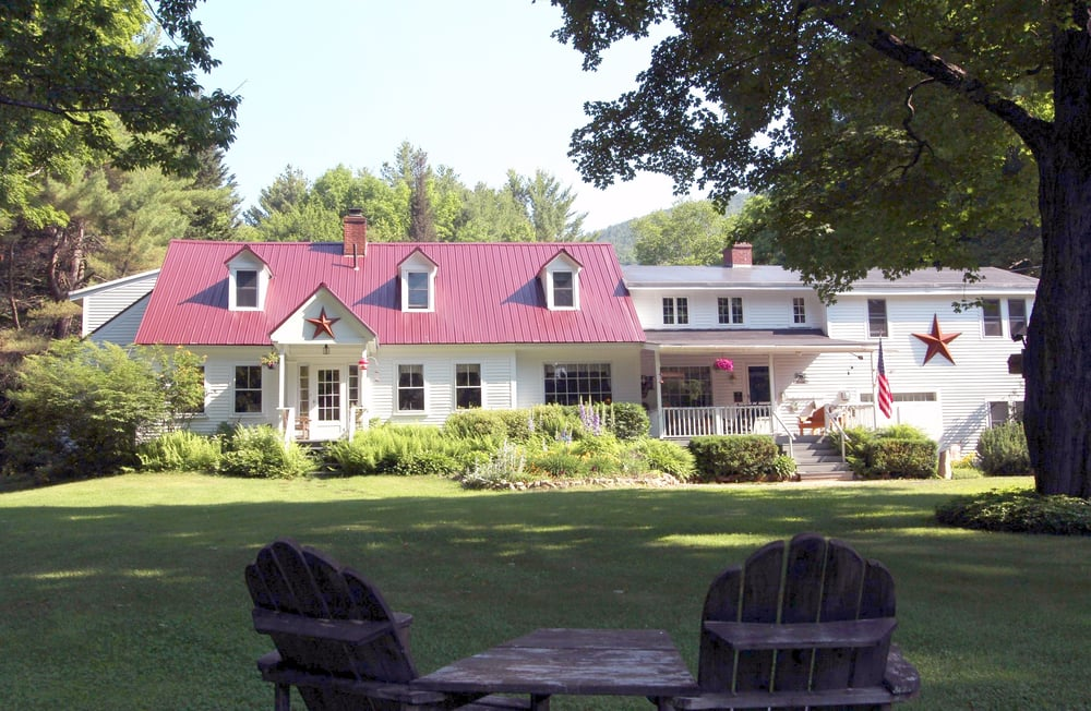 Buttonwood Inn: 64 Mt Surprise Rd, North Conway, NH