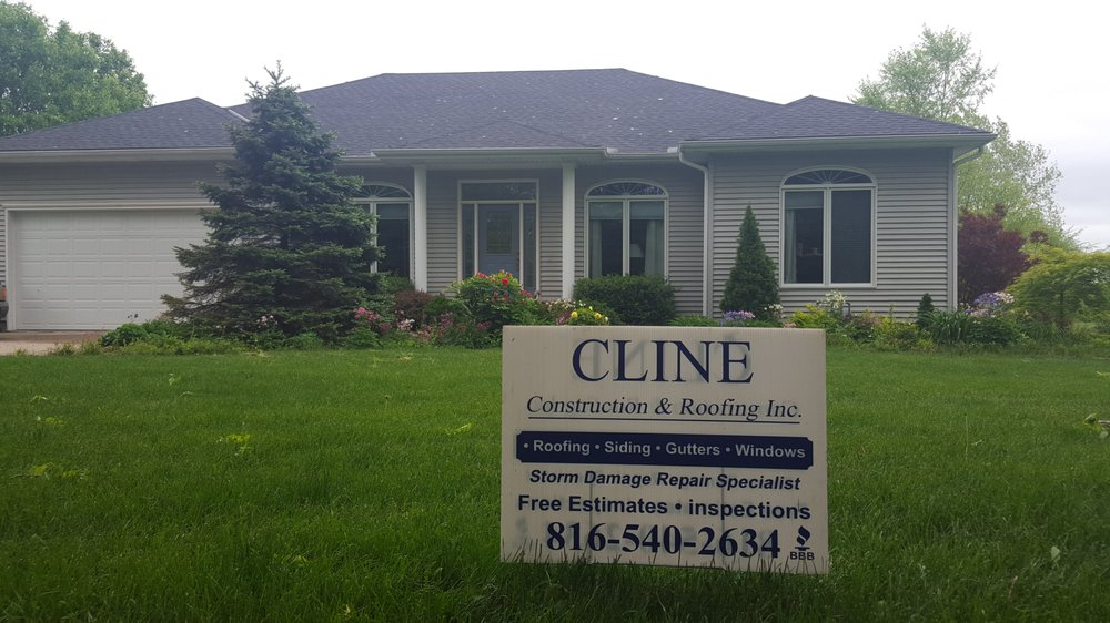 Cline Construction & Roofing: Pleasant Hill, MO