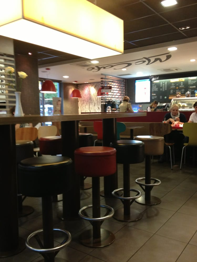 mcdonald s takeaway fast food charlottenburger chaussee 49 spandau berlin germany. Black Bedroom Furniture Sets. Home Design Ideas