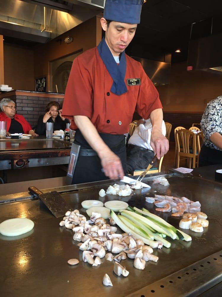 Kobe Japanese Steak & Seafood House: 261 Garrisonville Rd, Stafford, VA