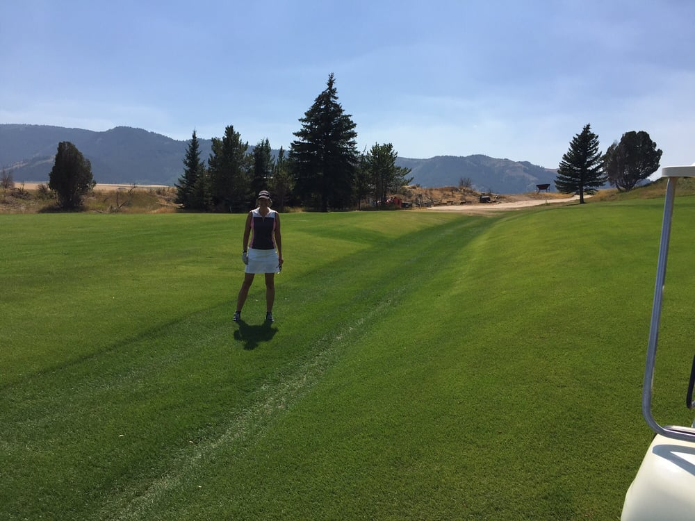 Oregon Trail Country Club: 2525 Highway 30, Soda Springs, ID