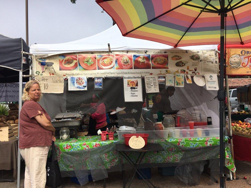 Live Oak/Eastside Farmers' Market