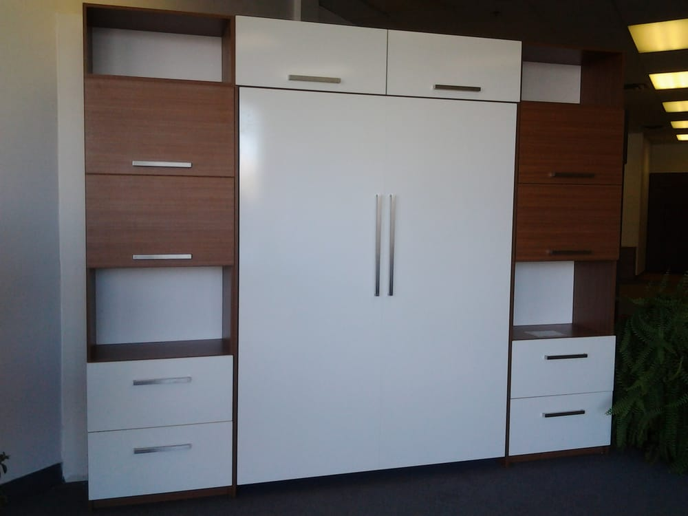 Modern Wall Bed With Storage Great For Toronto Small Condos Yelp