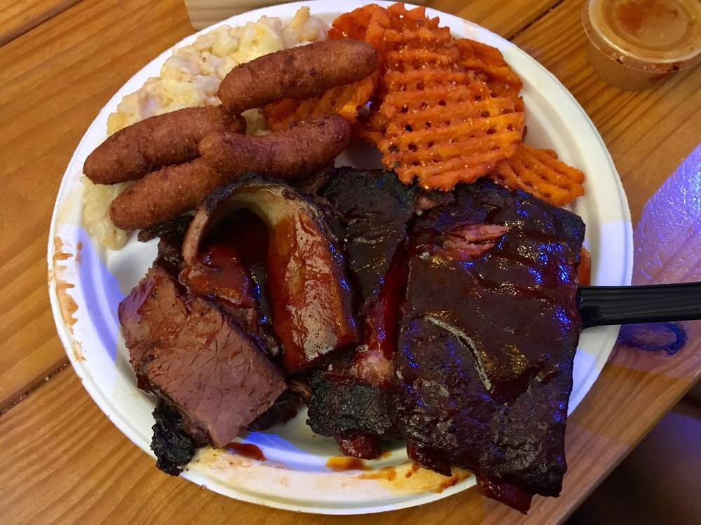 Social Spots from Camel City BBQ Factory