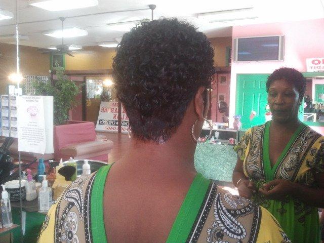 Wave neavou w cut yelp for A fresh start beauty salon