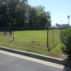 Photo Of Hampton Inn Adel Ga United States Fenced In Dog