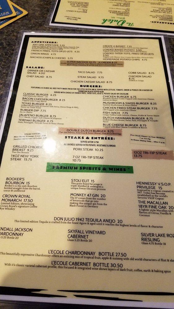 Little Dutch Inn: 214 North 6th Ave, Yakima, WA