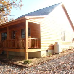 Photo Of Luray Country Cabins   Luray, VA, United States. The Front