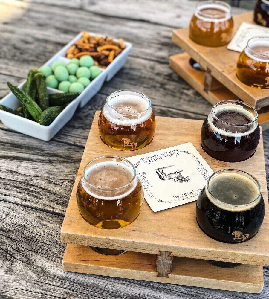 Ponysaurus Brewing Company: 219 Hood St, Durham, NC