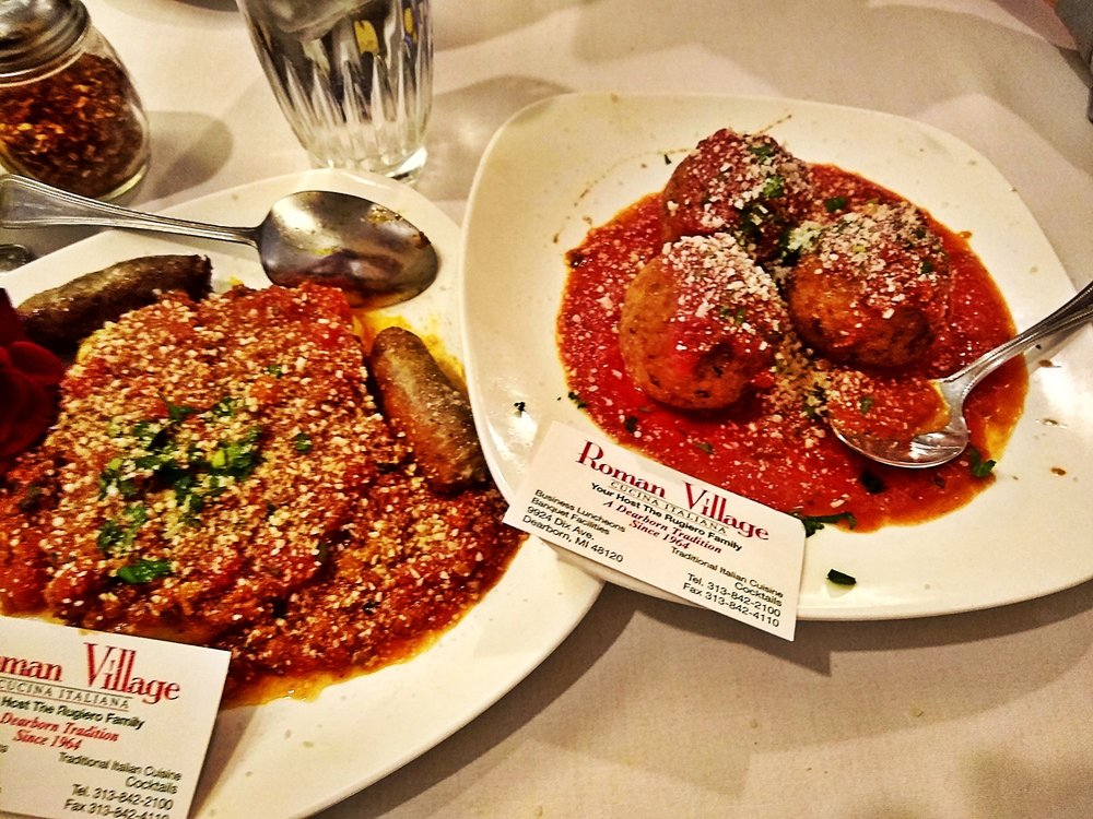 Roman Village Cucina Italiana: 9924 Dix Ave, Dearborn, MI