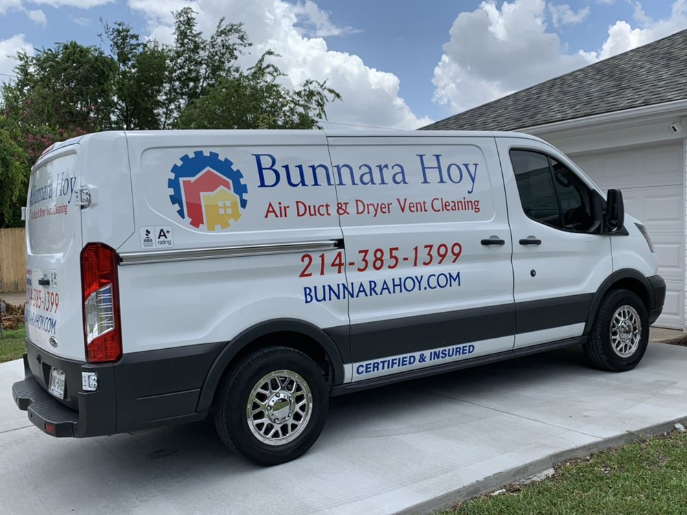 Bunnara Hoy - Air Duct & Dryer Vent Cleaning: 2004 Stain Glass Dr, Plano, TX