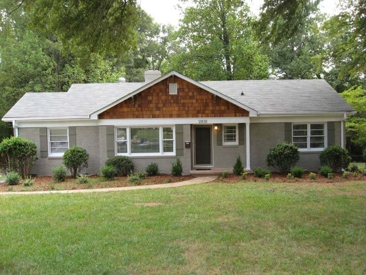 Charlotte Exterior Remodeler - Complete home makeover  Paint
