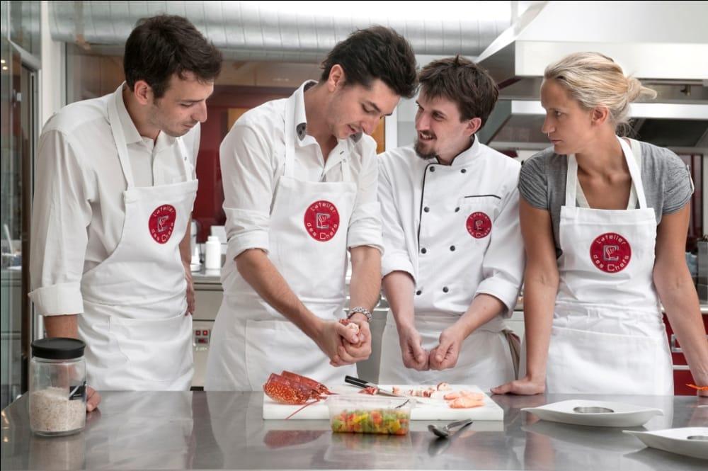 L atelier des chefs toulouse lafayette maison cours de for Atelier cuisine toulouse