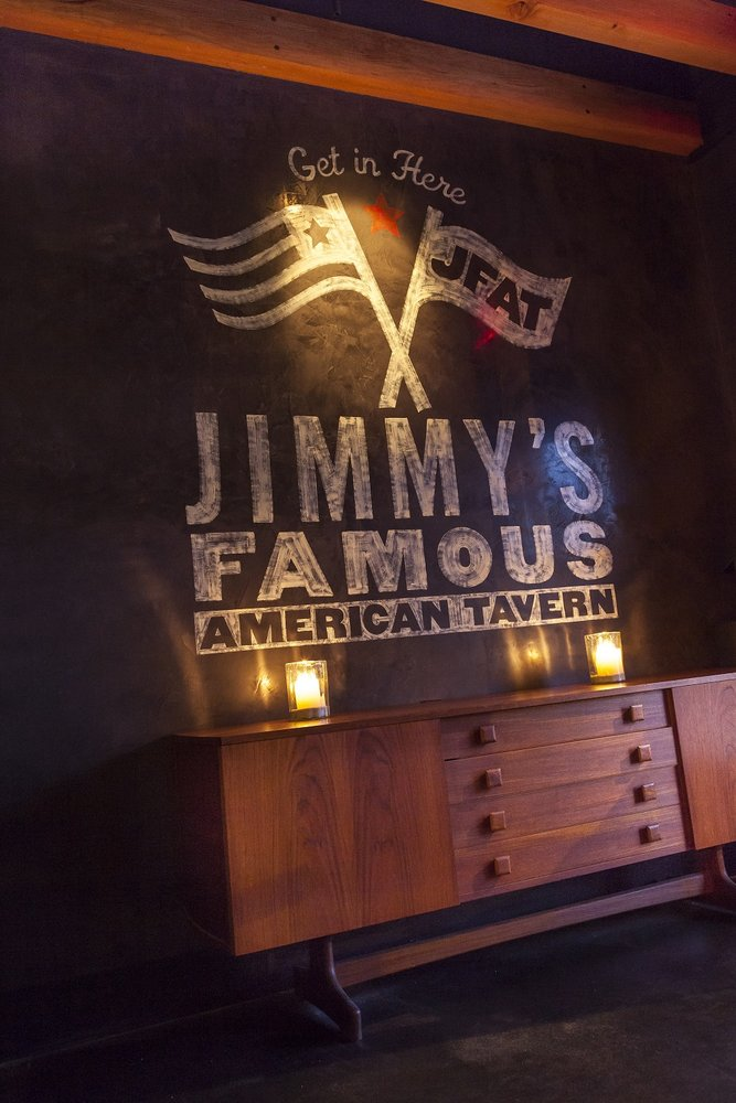 Jimmy's Famous American Tavern: 3325 E Imperial Hwy, Brea, CA