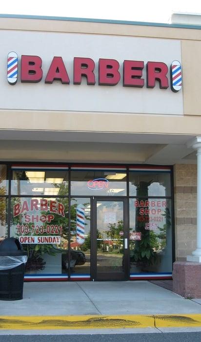 Ashburn Town Square Barber Shop: 43930 Farmwell Hunt Plz, Ashburn, VA