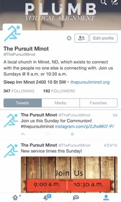 The Pursuit Minot 515 20th Ave Se Minot Nd Nonclassified