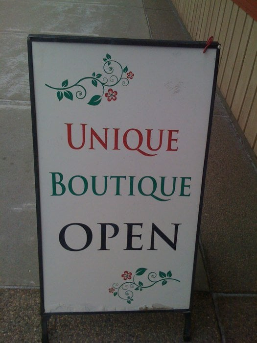 Unique Boutique: 415 E Main St, Melrose, MN