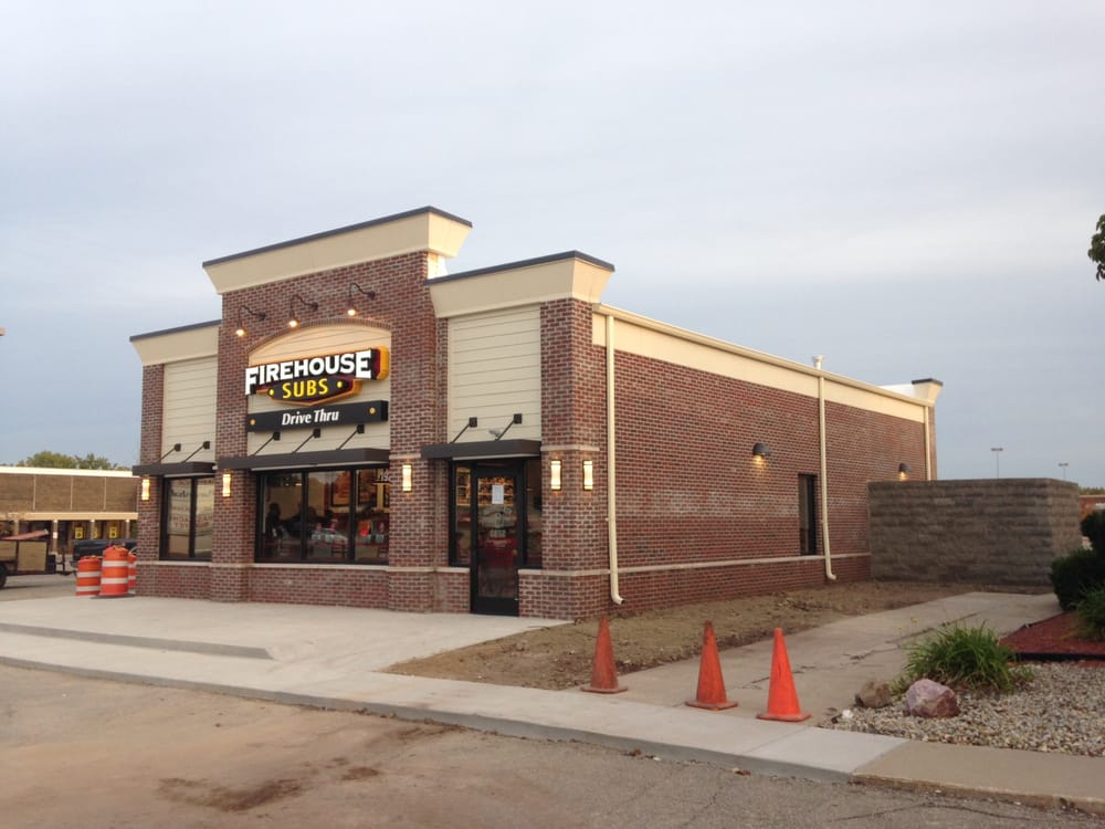 Opening a Firehouse Subs Franchise